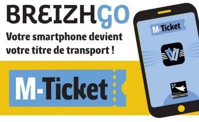 breizhgo-m-ticket-titre-de-transport sur votre smartphone, votre mobile à télécharger gratuitement depuis google ou app store