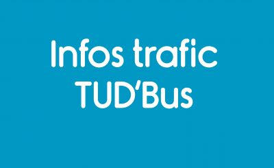 info trafic TUD 'bus Douarnenez neige Finistère