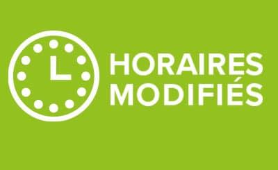 horaires-mofiés-bureaux-covid19-renforcement des mesures sanitaires-confinement